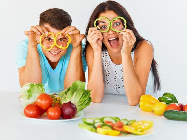 The Best Foods For Good Eyesight