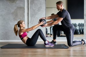 Consider Hiring a Personal Fitness Trainer